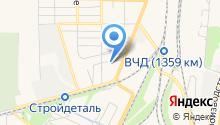 Ростовоблстройзаказчик, ГБУ на карте