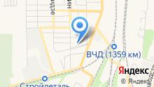 БТС на карте