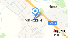 Огарковская детская школа искусств на карте