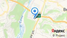 Audi центр Сочи на карте