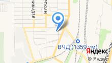 Дом культуры РДВС на карте