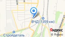 Федерация бокса г. Батайска на карте