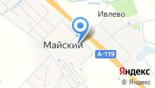 Колибри, промтоварный магазин на карте