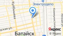 Батайскпродукт на карте