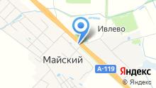 Продукты на карте