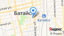 Торгово-сервисный центр на карте
