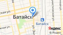 Управление социальной защиты населения г. Батайска на карте