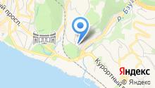 Hostel Sochi на карте