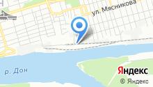 1 ЛИНИЯ на карте