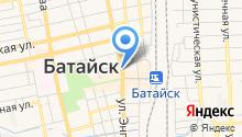 Нотариус Антонова Е.В. на карте