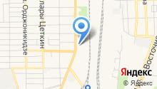 АВГ на карте