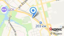 Uzrf.ru на карте