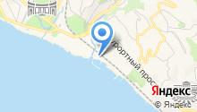 Центральное поисково-спасательное подразделение МЧС России на карте