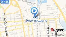 ТСК ДОН на карте