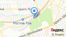 Ростовагропромснаб на карте