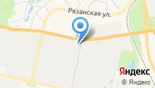 EvoDoors на карте
