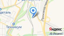 Фаворит61 на карте