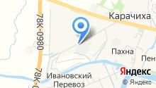 Производственно-монтажная компания на карте