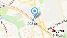 Green Service на карте