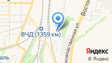 Батайский Энергомеханический завод на карте