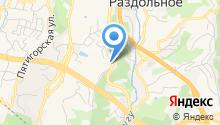 ТАУРУС на карте