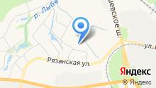 АвтоТрансСервис-62 на карте