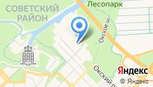 ООО Первый РИМ - Электромонтажные работы в Рязани на карте