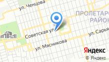 Cтудия красоты Анны Цмакаловой на карте