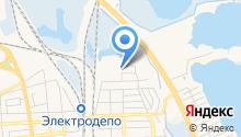 Ростов Тара на карте