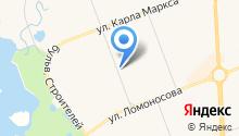 Главное бюро медико-социальной экспертизы по Архангельской области и Ненецкому автономному округу на карте