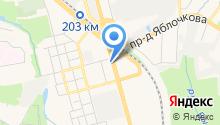 Авантаж на карте