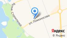 Авери - магазин постельного белья на карте