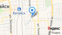 Activity на карте