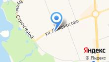 Архангельская сбытовая компания на карте