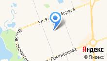 Детский сад №85, Малиновка на карте