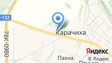 Мастерская мебели Евгении Александровой на карте