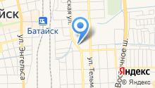 Магазин хозтоваров на Коммунистической на карте