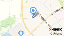 Ярэкоправо на карте