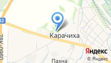 ШАКША на карте