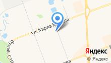 День Ночь на карте