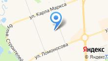Лингвистическая гимназия №27 на карте