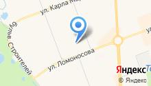 Детский сад №46, Калинка на карте