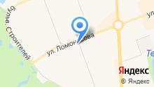 Ионит-телеком на карте