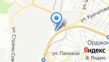 *пескоструй сервис* на карте