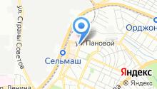 Device-Service на карте