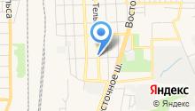 Сосед на карте