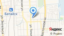 Ростовская Федерация Киокушинкай Каратэ-до на карте