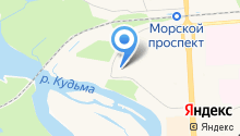 ЛАВКА на карте