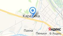 ЯрВинторг на карте