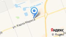 Дизайн взгляда на карте